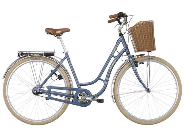 Vermont Saphire 7s - Vélo de ville Femme - bleu